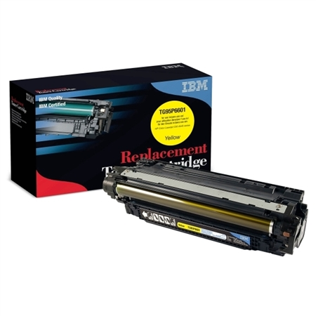 IBM TG95P6601 COLOR LASER TONER HP CF032A SARI