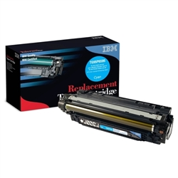 IBM TG95P6595 COLOR LASER TONER HP CF331A MAVİ